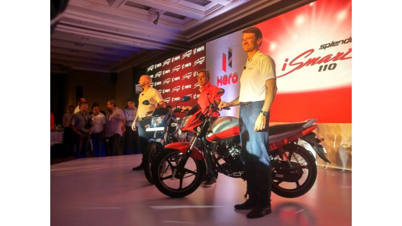 Hero Splendor iSmart 110 launched at Rs 53,300