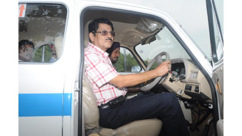 New Ambassador car showcased in Kolkata, could be close to launch
