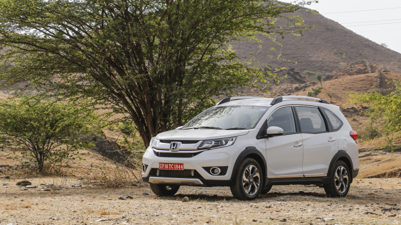 Honda BR-V receives over 9,000 bookings in a month