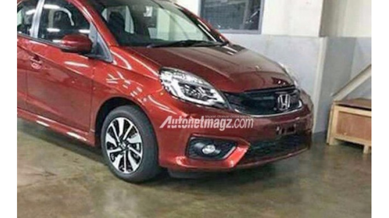 Honda Brio RS spied ahead of its Indonesian launch