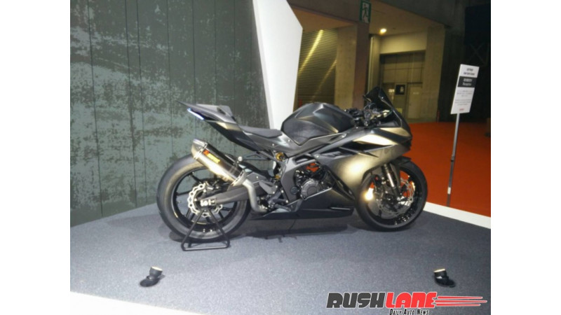 Honda CBR250RR likely to be offered with LED headlamps and ride-by-wire technology
