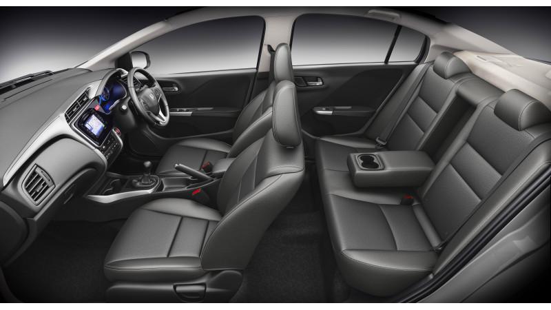 Honda City VX(O) BL introduced with premium and luxurious black interiors