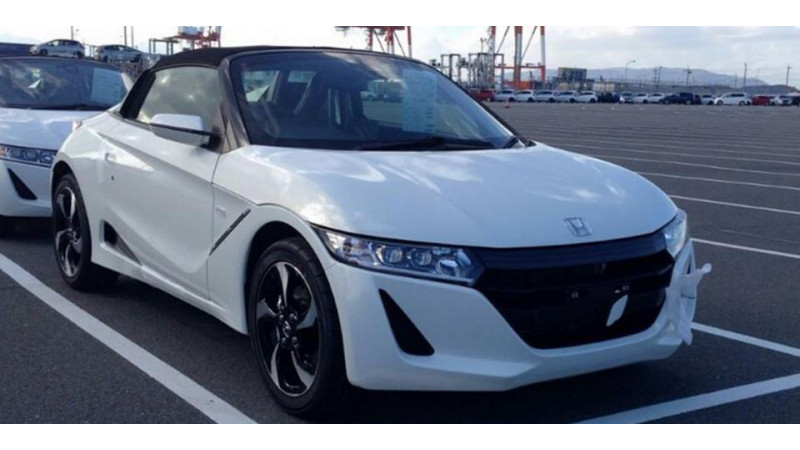Production Version Of Honda S660 Roadster Revealed Cartrade