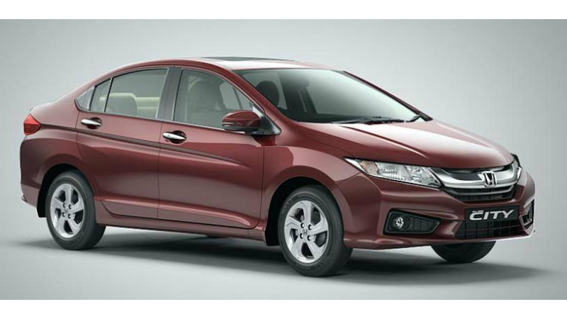 Honda Launches Petrol Powered City Sedan In Nepal At Rs 21 40 Lakh