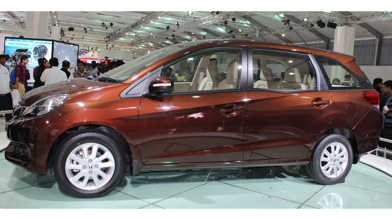 Honda might phase out the Mobilio soon