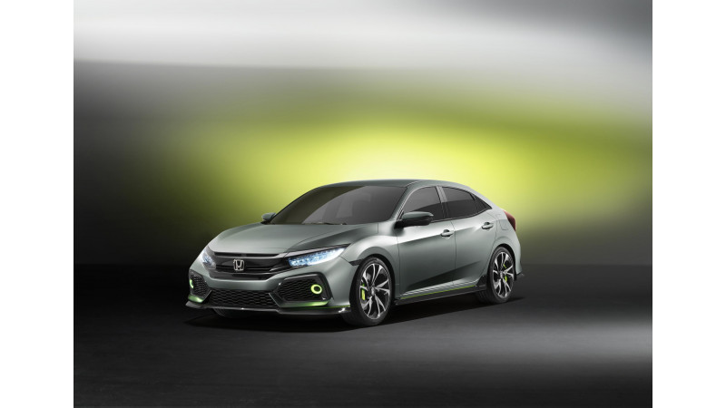 Honda shows off renewed European range at the Geneva Motor Show