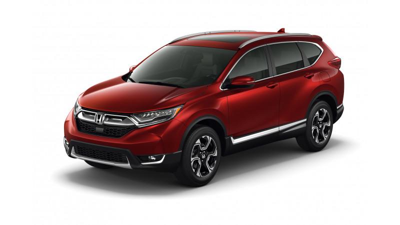 Honda to introduce 1.6-litre i-DTEC engine in 2017 CR-V