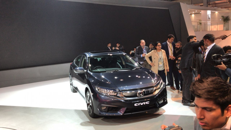Next generation Honda Civic set to be launched in India in early 2019