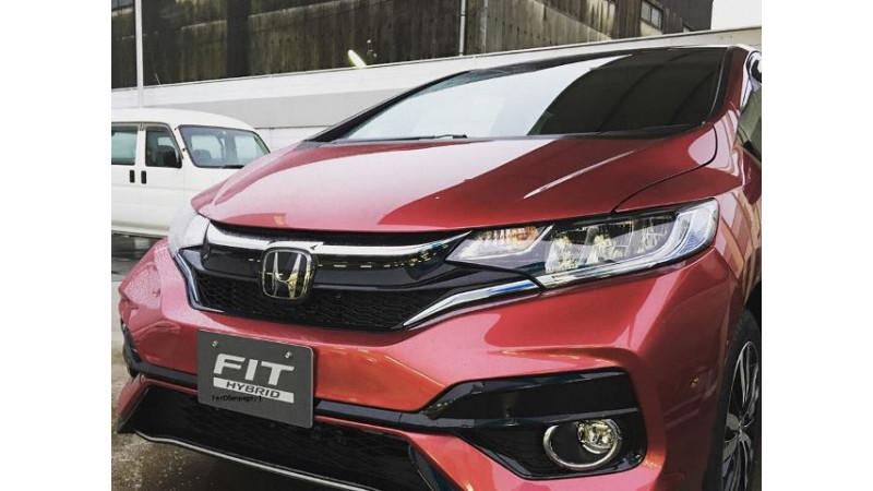 2018 Honda Jazz Hybrid launched