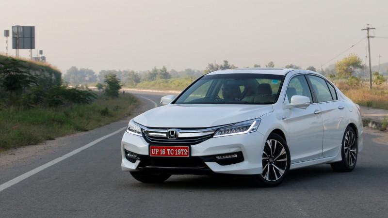 A rundown on the new Honda Accord hybrid