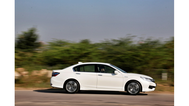 Honda to launch Accord Hybrid in India tomorrow