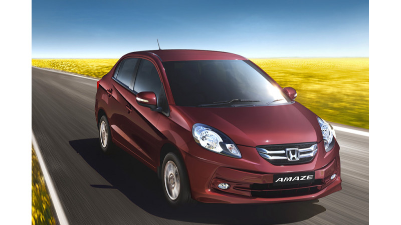 Honda Amaze: The brand makeover model for Honda India