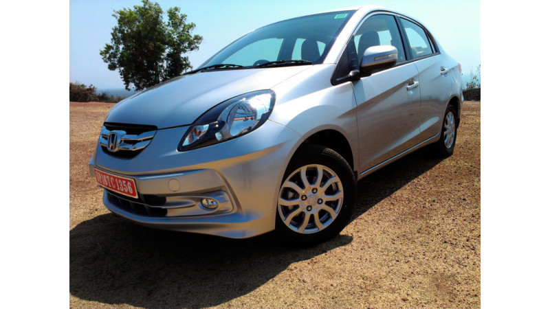 Honda Amaze booking starts in India, to be launched on April 11