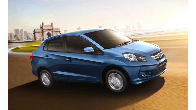 Honda Amaze sedan selling more than Brio and City in India
