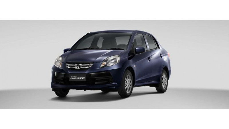 Honda Amaze to lock horns with Swift DZire soon in India