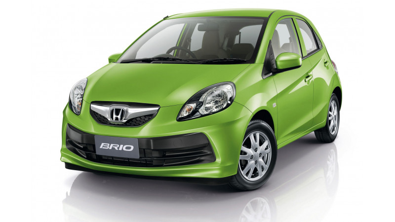 Honda Brio enters Maruti's category with new variants