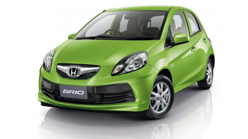 New Honda Brio VX model introduced at Rs. 5.34 lakh