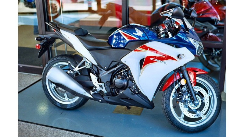 New Honda CBR 250R launched at Rs. 1.56 lakh