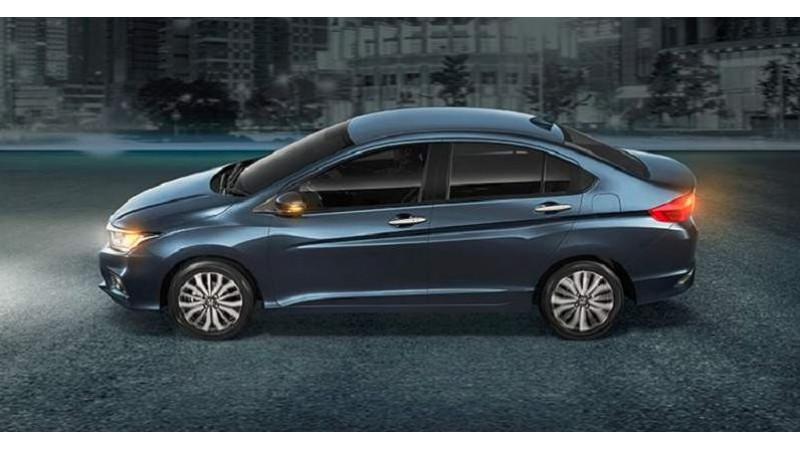 2.5 lakh fourth-generation Honda City sedans sold in India
