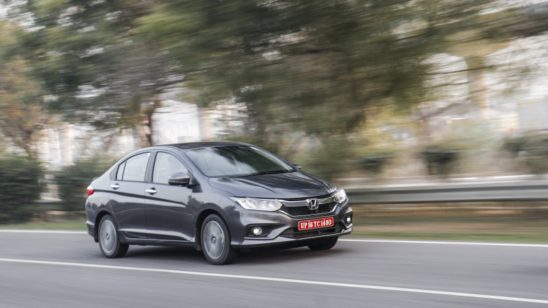 Honda City hits 62,573 units mark in 2017