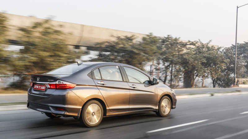 Honda City surpasses the 7 lakh cumulative sales milestone in India
