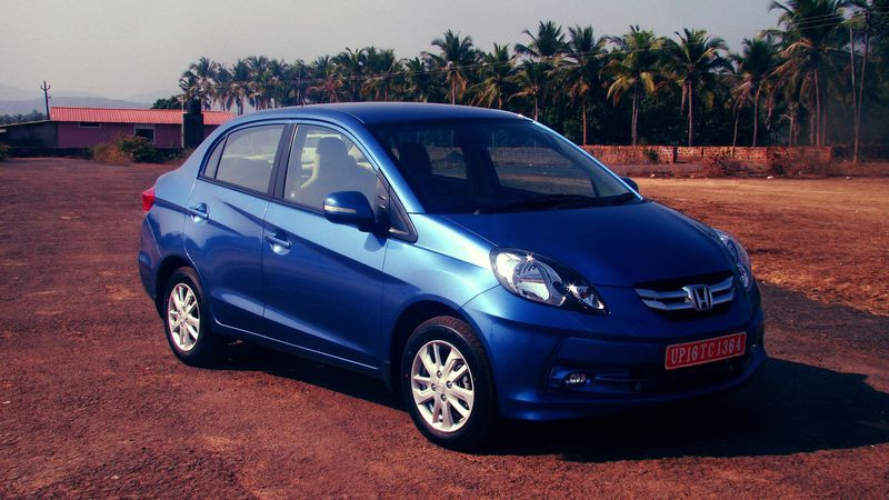 Hyundai Xcent Expected To Eat Into Sales For Honda Amaze Cartrade