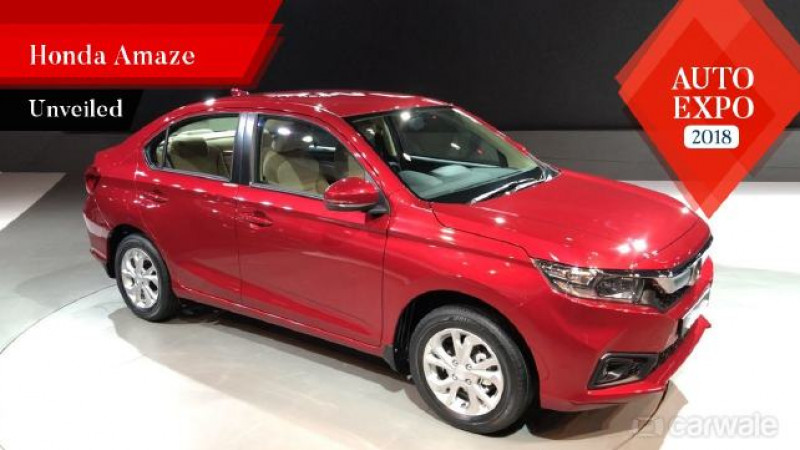 2018 Auto Expo: Top three Honda cars which caught our attention