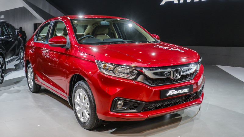 Top five features of the New Honda Amaze