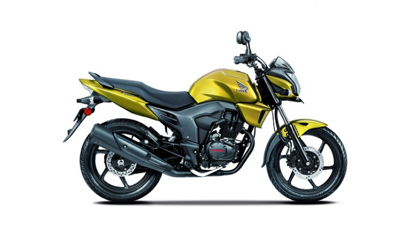 Honda CB Trigger introduced in North East region