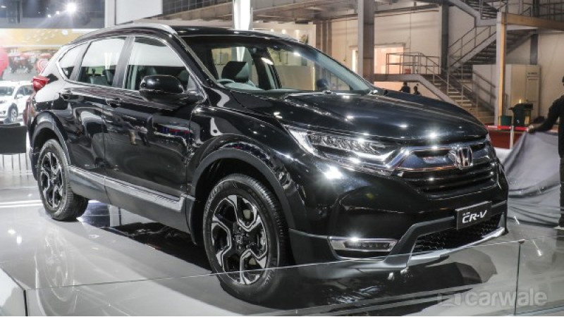 Honda CR-V diesel - Top five things we expect
