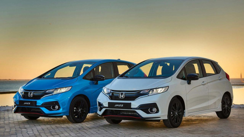 Facelifted Honda Jazz revealed in pictures ahead of Frankfurt Auto Show