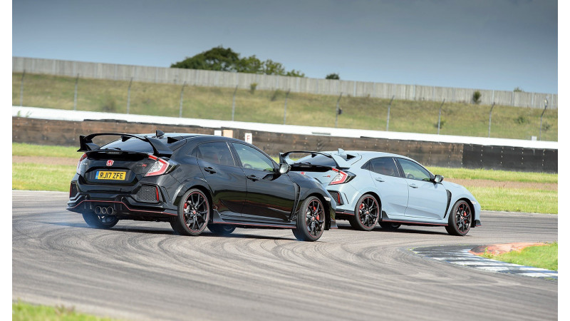 Honda celebrates 25 Anniversary of the Type R