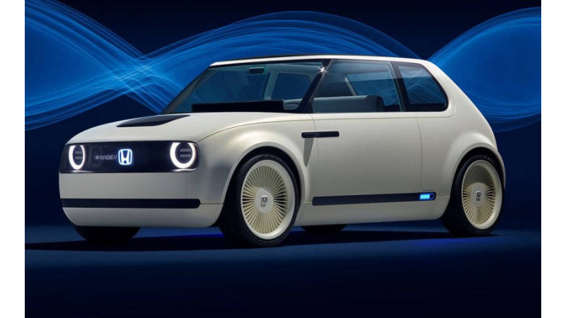 Europe-bound Honda cars to get electrified technology from now on