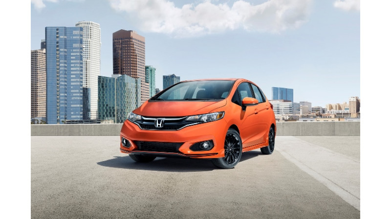 Honda plans to be update the 2018 Jazz with an advanced safety system and a sport variant