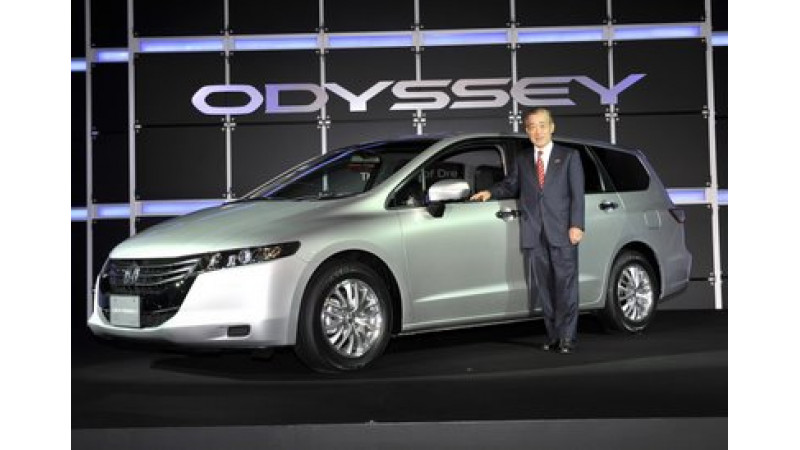 Honda Odyssey MPV can be a premium MPV for India