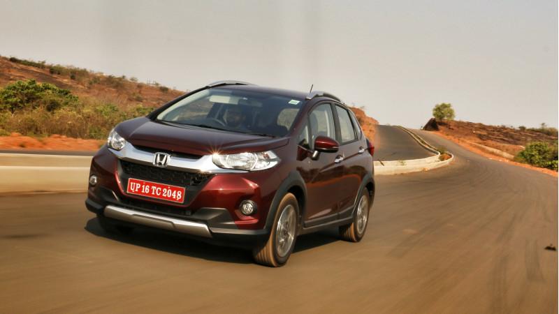 Honda to launch WR-V SUV tomorrow