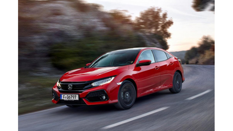 New 1.6-litre diesel engine introduced for Honda Civic