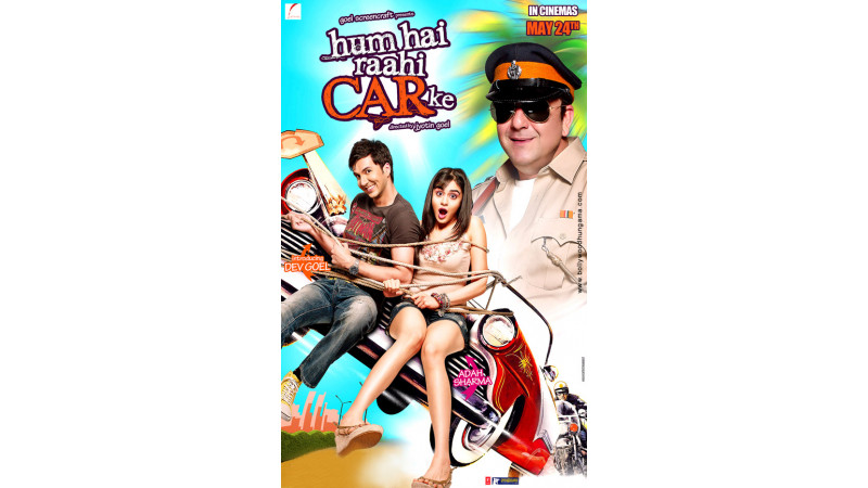 Hum Hai Raahi Car Ke set for a May 24 release in India