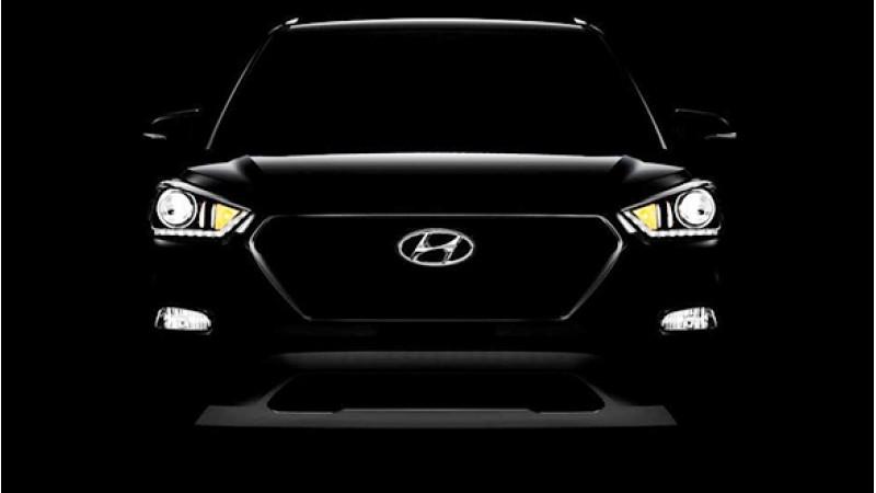 2017 Hyundai Creta teased ahead of 2016 Sao Paulo Motor Show