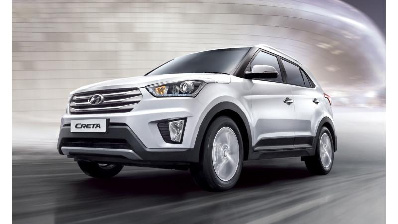 Hyundai Creta Automatic on six/eight month waiting
