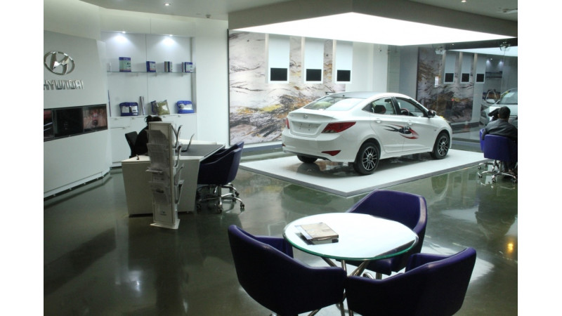 Hyundai inaugurates its first digital experience outlet in New Delhi