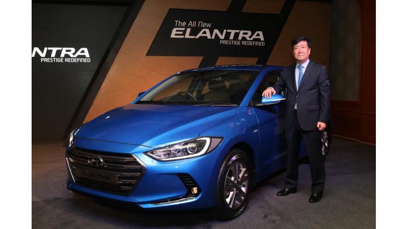 New-Gen Hyundai Elantra in pictures