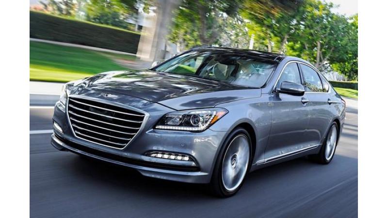Hyundai Genesis A Strong Contender In Indian Luxury Car Segment