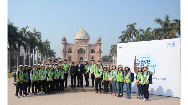 Hyundai India launches 'Save Our Heritage' CSR initiative