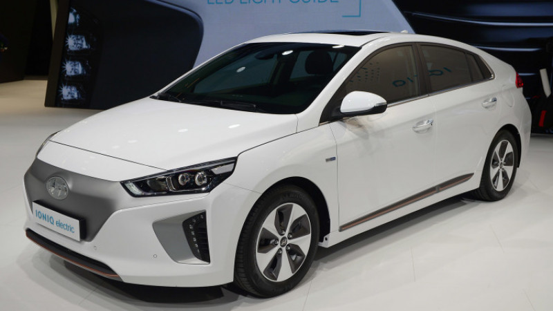 Hyundai   s electric car roadmap revealed