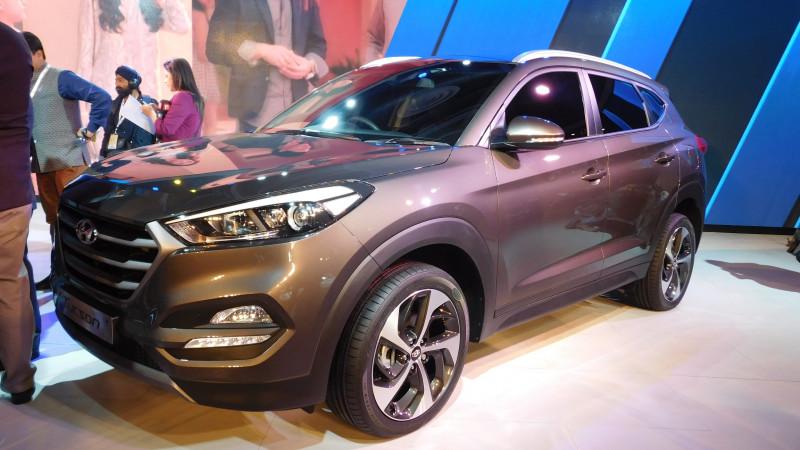 New Hyundai Tucson Preview