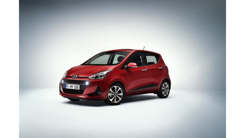 Hyundai will launch face-lifted Grand i10 early next year