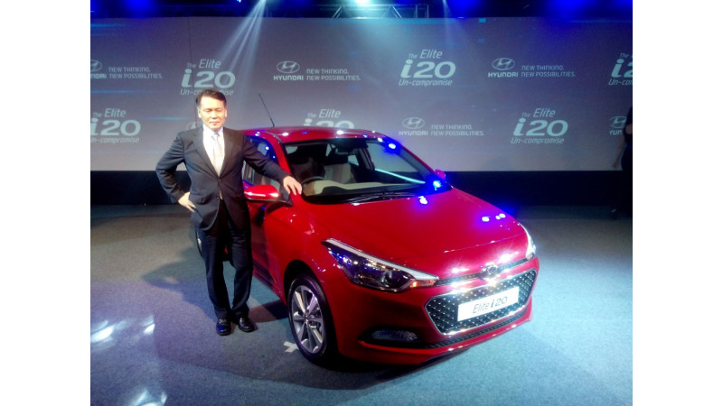 Hyundai Elite i20 reports 1.5 Lakh unit sales in India in just 15 months