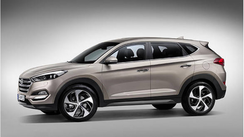 Hyundai Tucson to be launched in India tomorrow