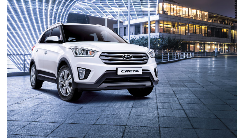 Hyundai launches 2017 Creta with two new variants